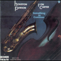 Houston Person, Ron Carter - Something In Common '1989