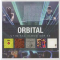 Orbital - Original Album Series Cd2: Orbital 2 '2011